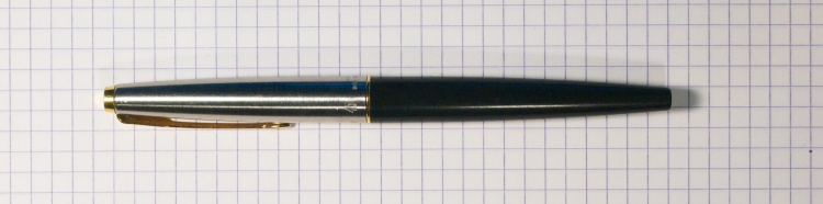 Parker 45 Fountain Pen in Black