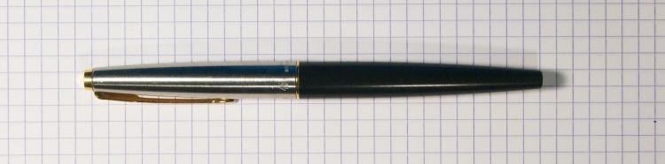Parker 45 Fountain Pen in Black