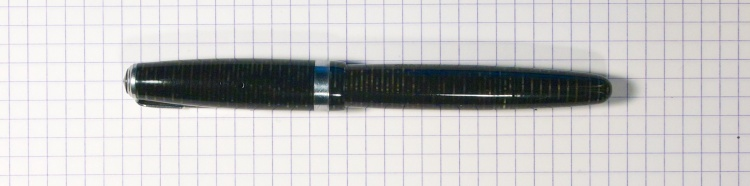 1940's Parker Vacumatic Major in Grey