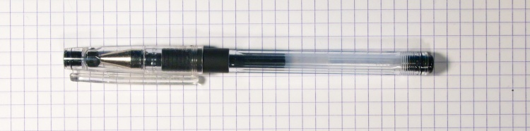Pilot Hi-Tec-C - 0.4mm - Black