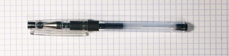 Pilot Hi-Tec-C - 0.4mm - Black
