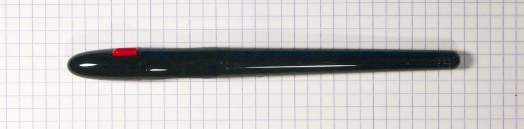 Pilot Penmanship in Black/Red