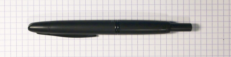 Pilot Vanishing Point in Matte Black