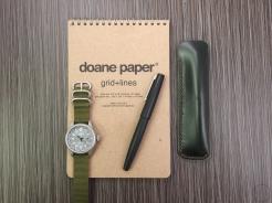 Doane Flap Jotter Review