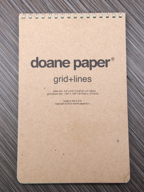 Doane Flap Jotter Review