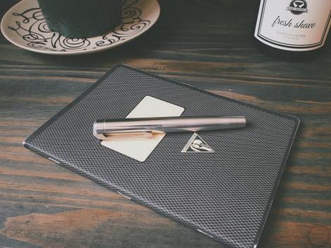 Karas Kustoms Ink Fountain Pen Review and Kickstarter Announcement