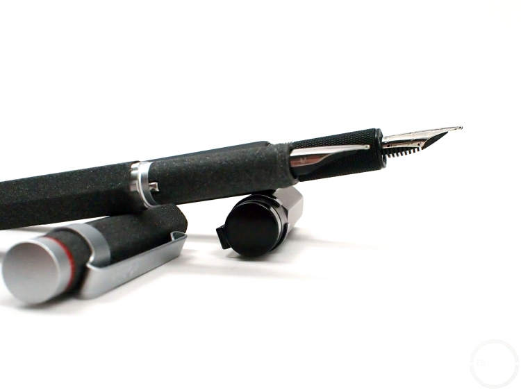 Levenger L-Tech Stealth Fountain Pen Review