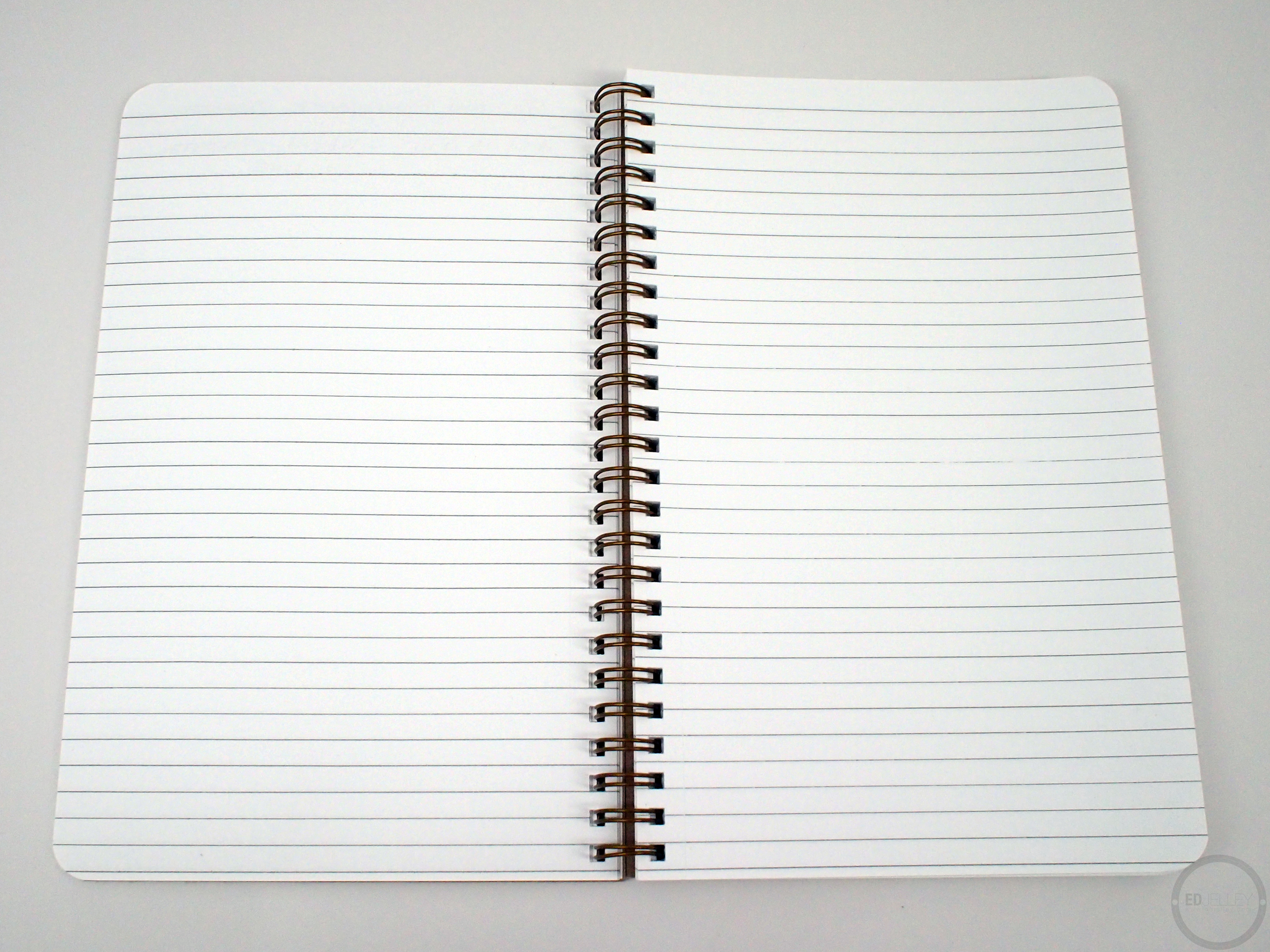 Writing notebooks for students