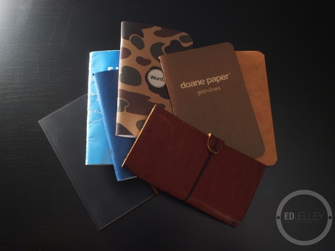 Pocket Notebooks Review Field Notes Doane Rhodia