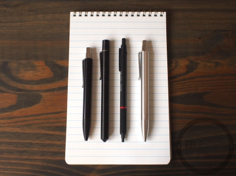 Tactile Turn EiMIM Mover and Shaker Pen Review