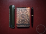 Paperblanks Notebooks Mini Reporter in Grolier