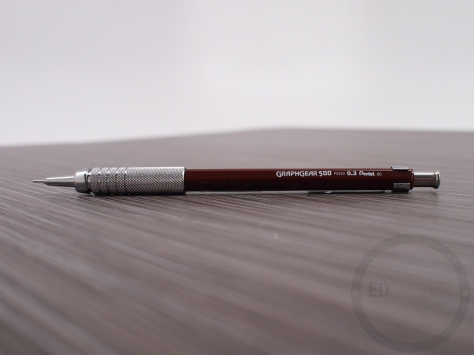 Pentel Graph Gear 500 Drafting Pencil Review