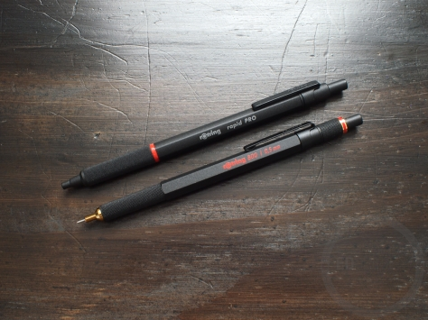 Rotring 800 Pencil Review