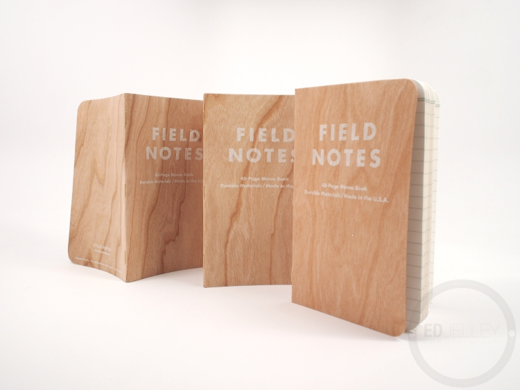 Field Notes Colors Spring 2014 Shelterwood Review