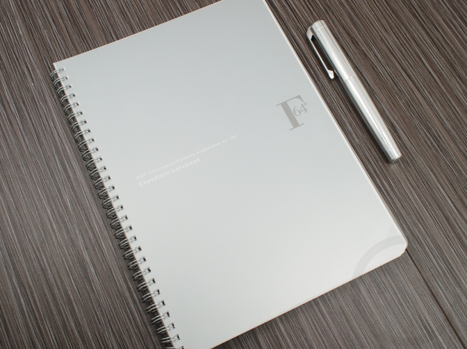 Kyokuto F.O.B COOP B5 Dot Grid Lined Notebook Review