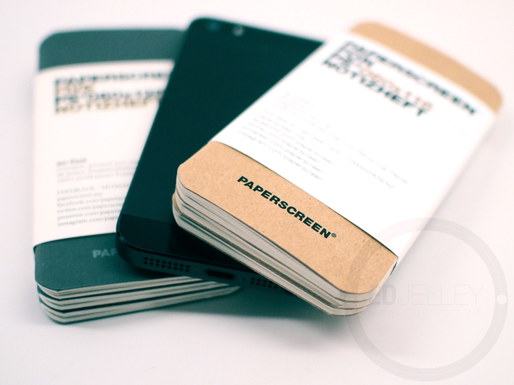 Paperscreen Pocket Notebooks iPhone Sized Review