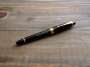 Pilot Custom 823 Fountain Pen Review with Hebrew Arabic Italic Grind by Richard Binder 1