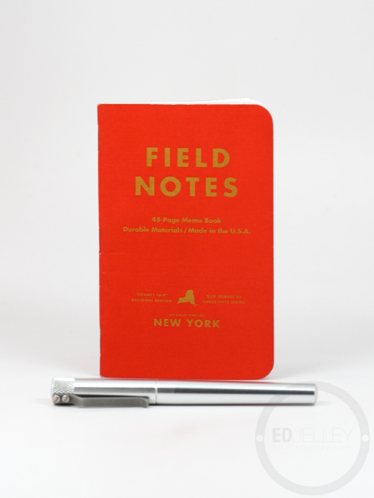 Field Notes and Render K