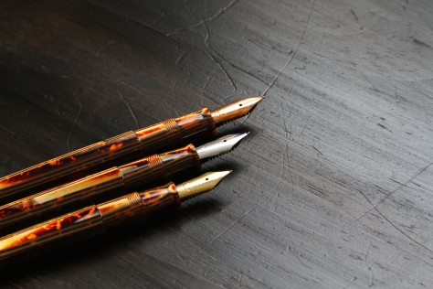 Omas Milord Arco Celluloid Fountain Pen Review