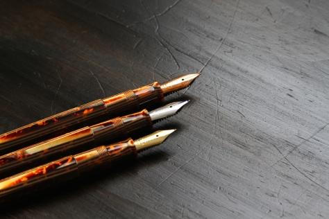 Omas Milord Arco Celluloid Fountain Pen Review