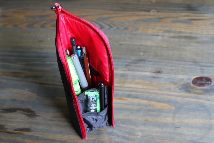 Kokuyo Neo Critz Pen Pencil Case Review 5