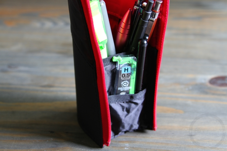 Kokuyo Neo Critz Pen Pencil Case Review 7