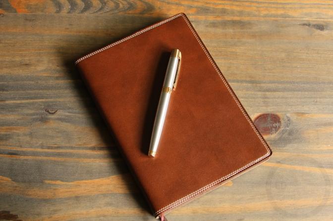 Seven Seas Writer Tomoe River Journal Review