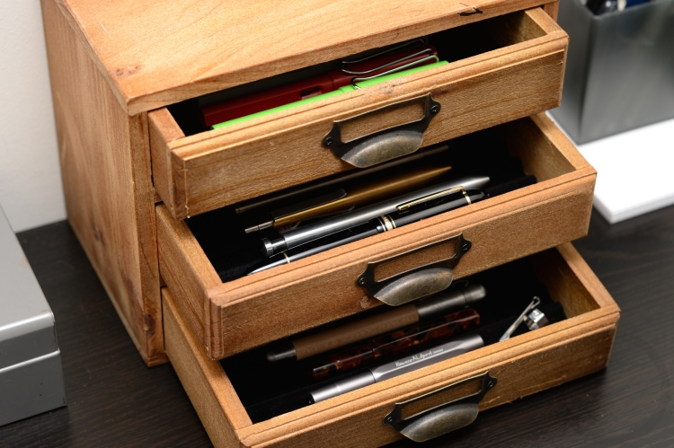 Fountain Pen Storage v.3