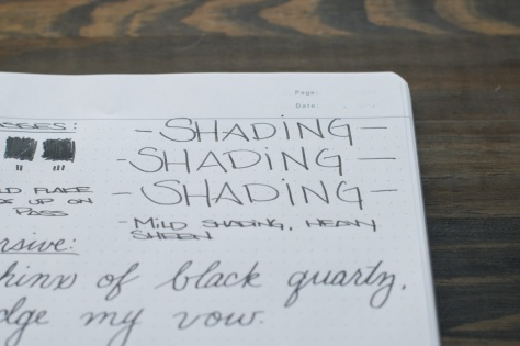 J Herbin 1670 Stormy Grey Fountain Pen Ink Review