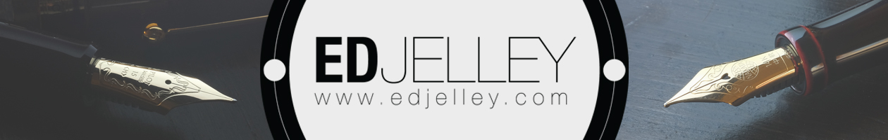 edjelley.com – Fountain Pen, Ink, and Stationery Reviews