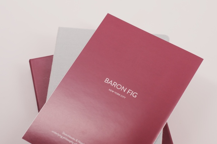 Baron Fig Notebook Review 5