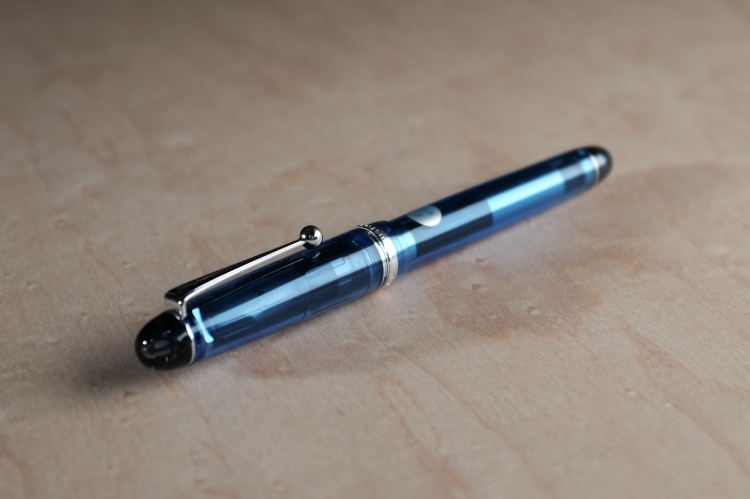 Pilot Custom Heritage 74 Fountain Pen Review-1