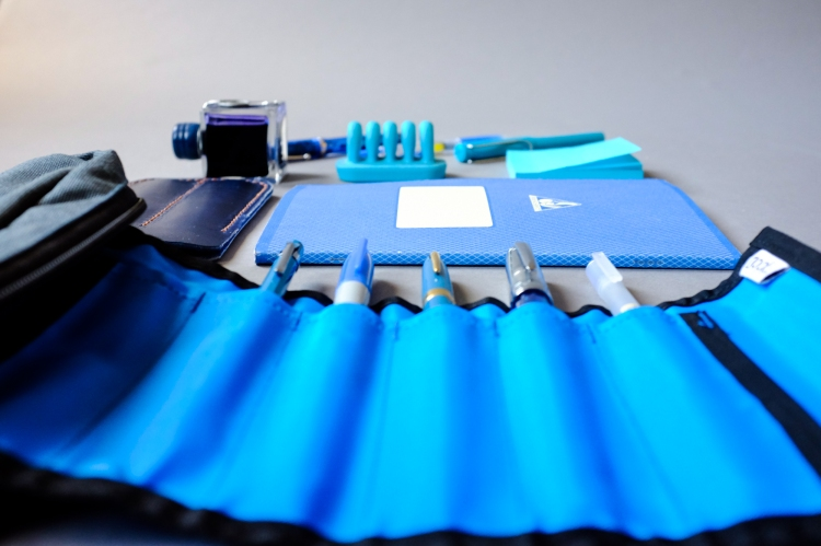 Colors Series Blue Stationery-6