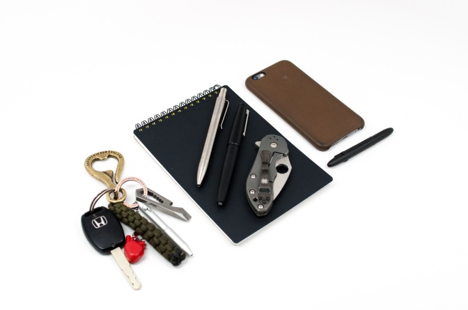 Everydaycarry.com – Check out my 3 part series on analog writing