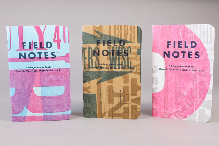 Field Notes Two Rivers Colors Edition Pocket Notebook Review