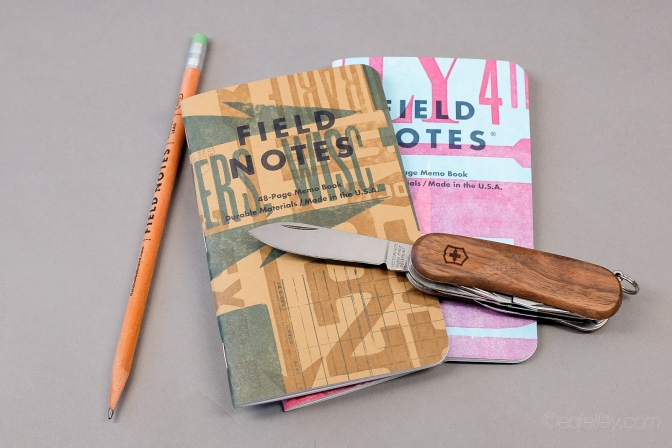 "Field Notes ""Two Rivers"" – Spring 2015 Colors Edition – Review"