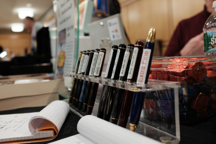 Long Island Pen Show 2015 Recap