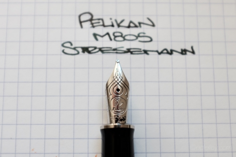 Pelikan M805 Stresemann Fountain Pen Review-9