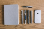 Stationery in Colors-Aluminum-1