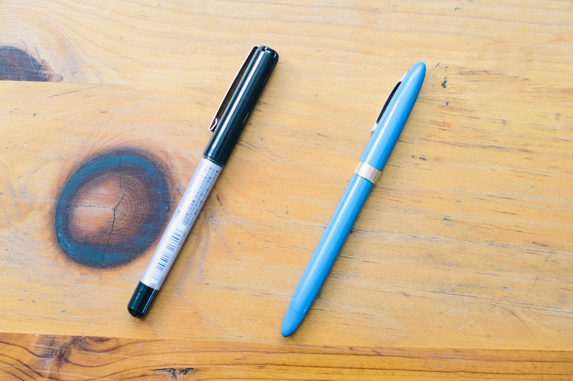 8 Reasons Why You Should Write With A Fountain Pen Each Includes 1 Ball Point And As The Diagram 2