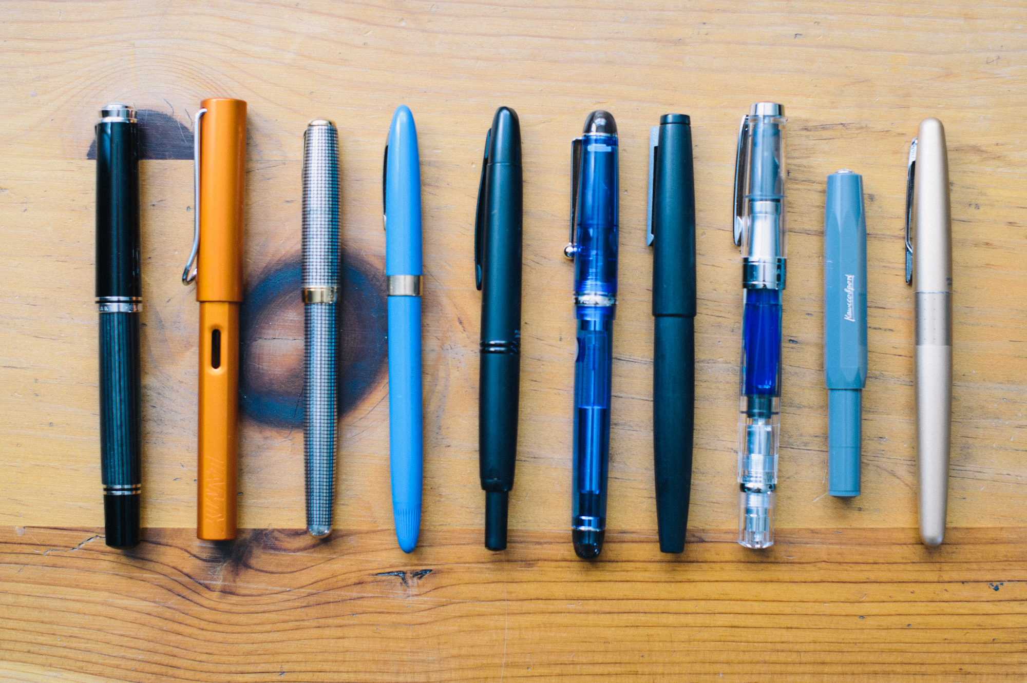 8 Reasons Why You Should Write With a Fountain Pen ...