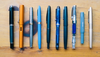 Looking for the best pens? Check out our ultimate guide to pens and markers  for