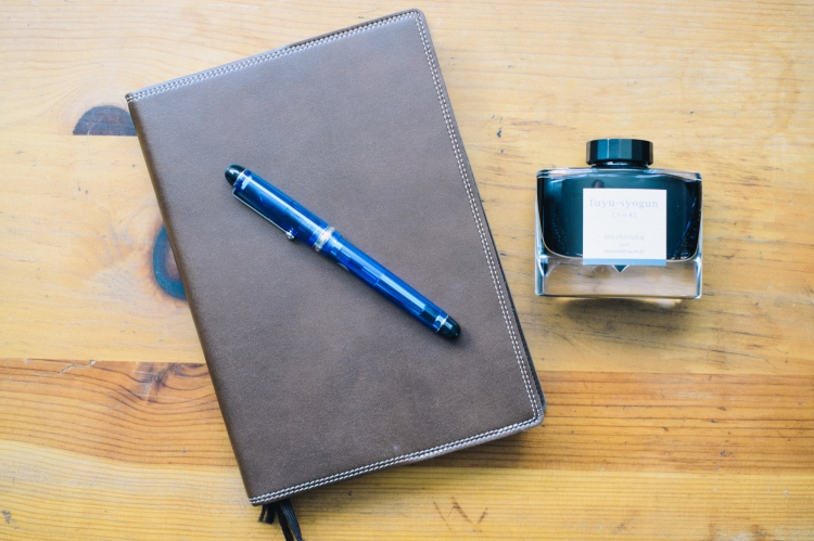 Why You Should Write With A Fountain Pen-5