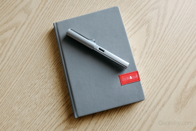 Code and Quill Notebook Review-5