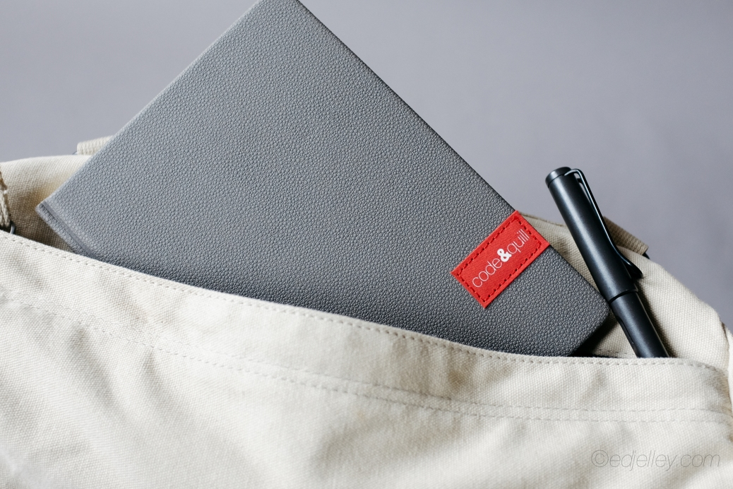 Code and Quill Notebook Review-7