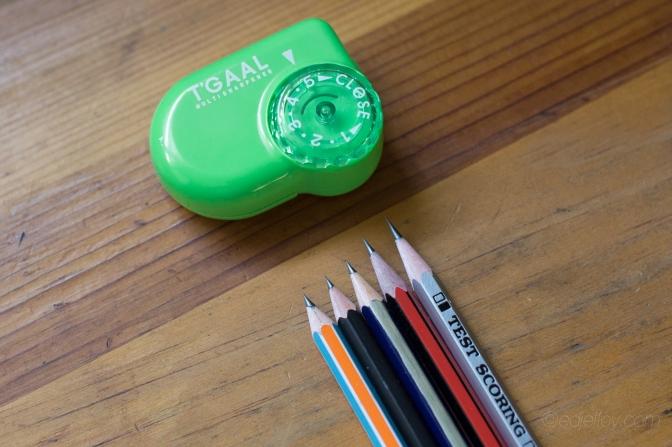 Kutsuwa Stad T'Gaal Pencil Sharpener Review