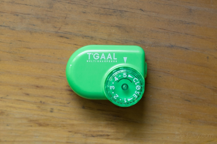 TGAAL Variable Point Pencil Sharpener Review-5