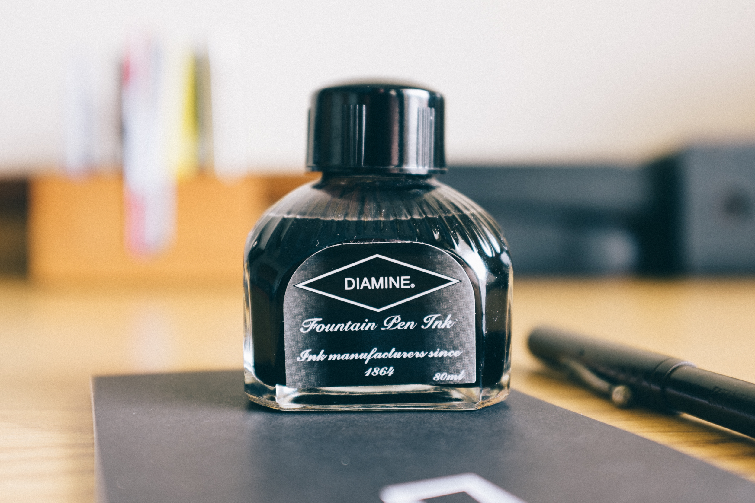 best fountain pen ink brands