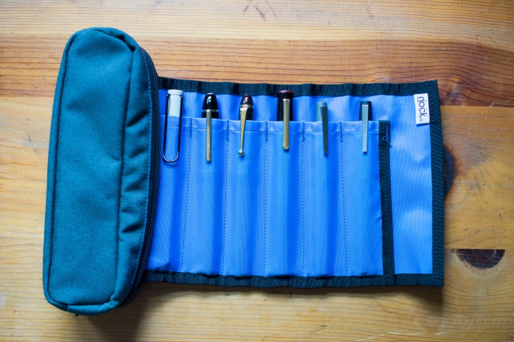 June 2015 Monthly Fountain Pen Loadout-1