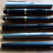 June 2015 Monthly Fountain Pen Loadout-4